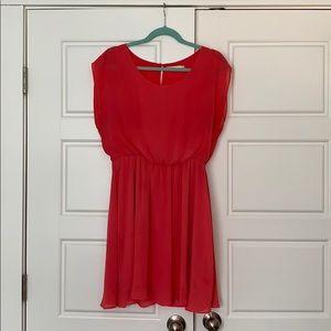 LUSH Sheer Dress